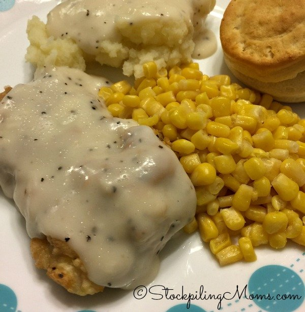 Southern Fried Pork Chops Recipe is a scrumptious dinner you can make in under 30 minutes!