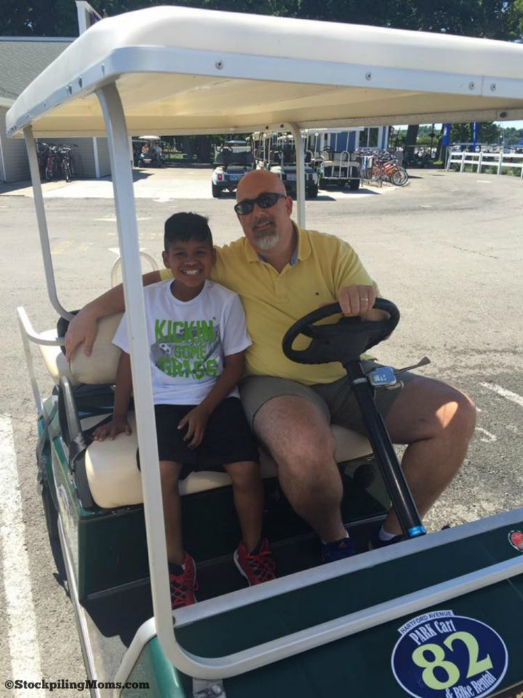 Summer Getaway to Lake Erie Shores & Islands - Golf Cart Fun