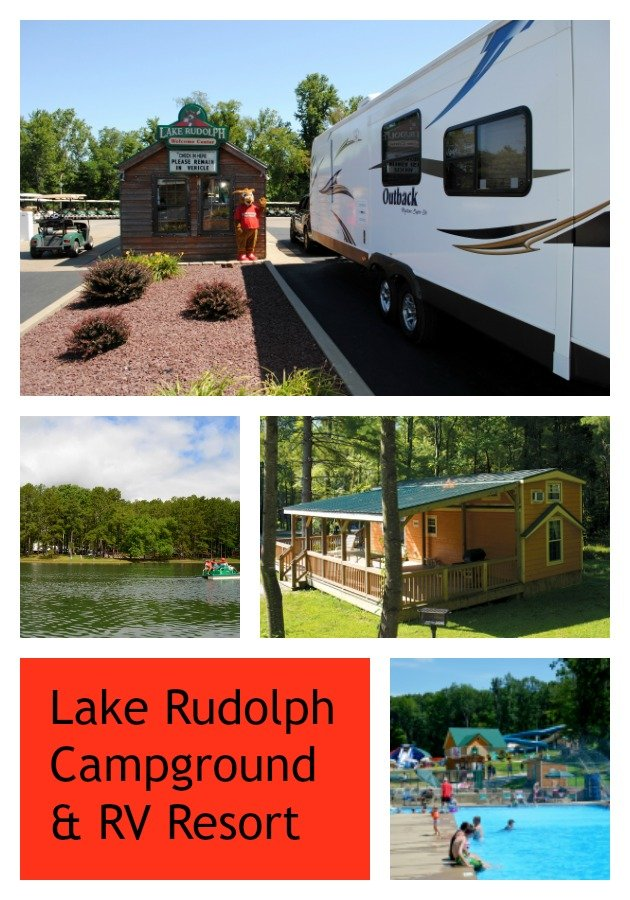 Lake Rudolph Campground & RV Resort - A great mini vacation destination!