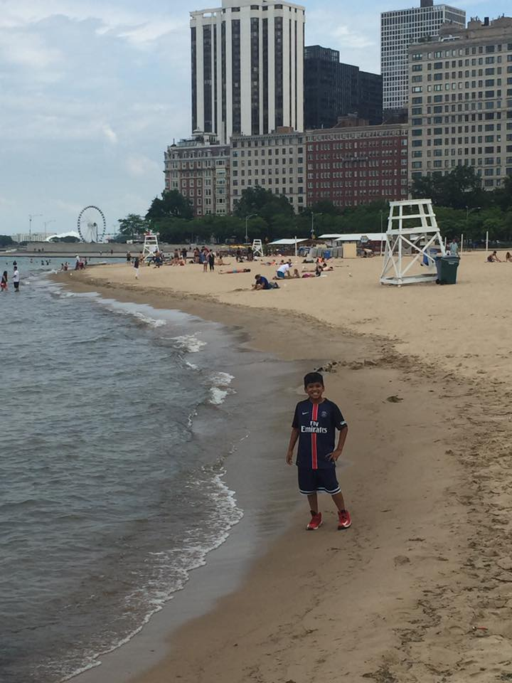 Weekend Family Friendly Itinerary in Chicago - Beach