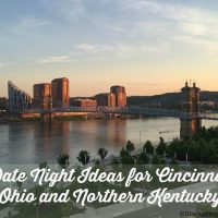 Date Night Ideas for Cincinnati Ohio and Northern Kentucky