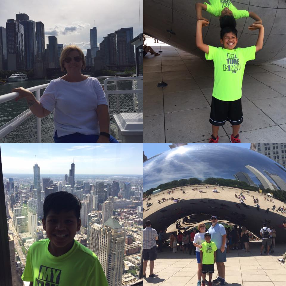Weekend Family Friendly Itinerary in Chicago - Day 1