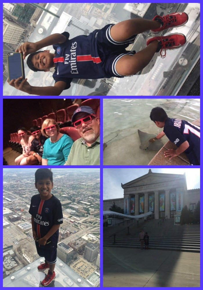 Weekend Family Friendly Itinerary in Chicago - Day 2
