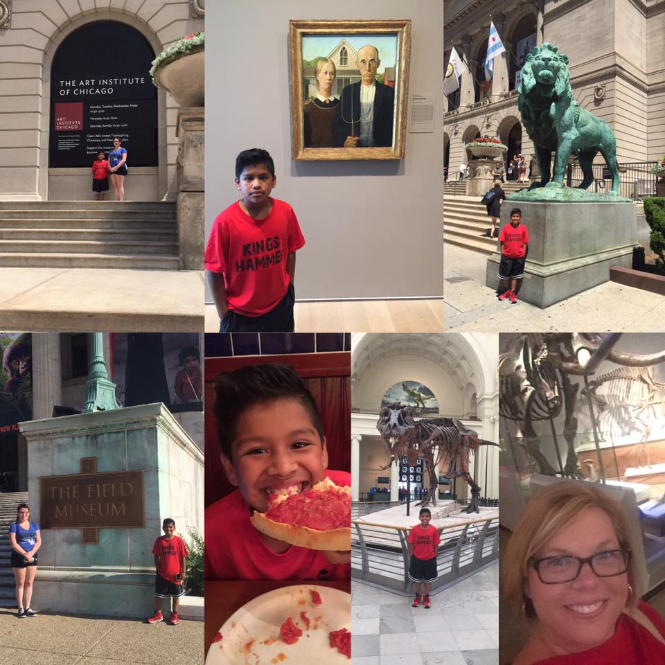 Weekend Family Friendly Itinerary in Chicago - Day 3