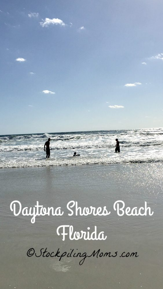 This is our Daytona Shores Beach Florida travel review!
