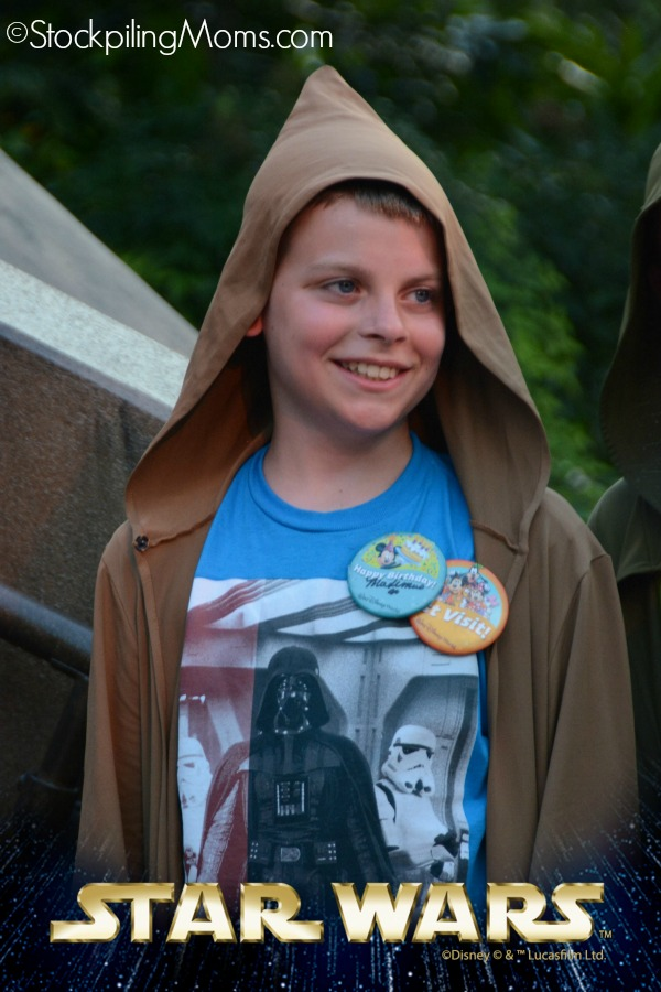 Disney World Hollywood Studios Jedi Training - A Must For Star Wars Fanatics