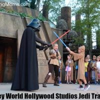 Disney World Hollywood Studios Jedi Training5
