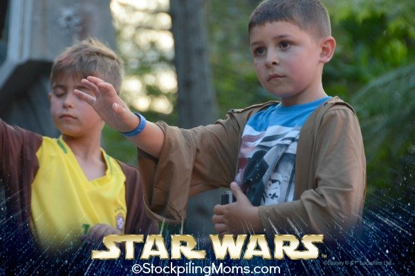 Disney World Hollywood Studios Jedi Training is a must do if going, it is FREE!