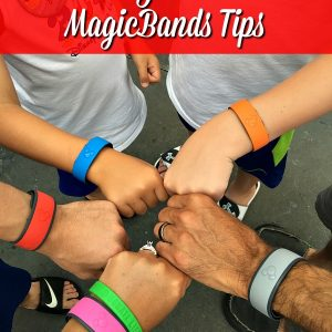 Disney World MagicBands Tips