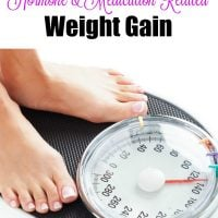 How To Cope With Hormone & Medication Related Weight Gain