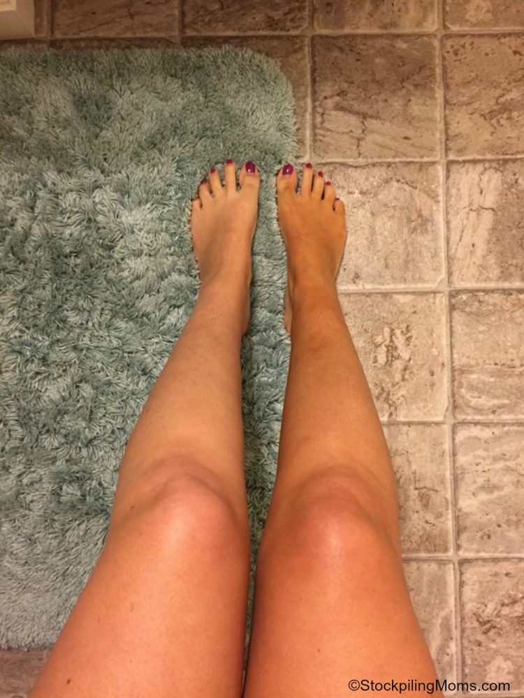How to Apply Self Tanner With No Streaks!