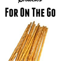 Weight Watchers Snacks For On The Go