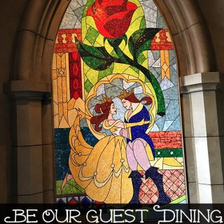 Be Our Guest Dining at Disney World