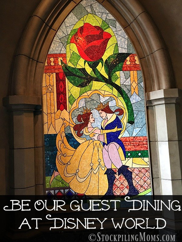 Be Our Guest Dining at Disney World is a must do for breakfast! It is so good!