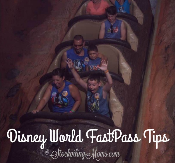 Disney World FastPass Tips to make sure you can ride more and wait in line less!