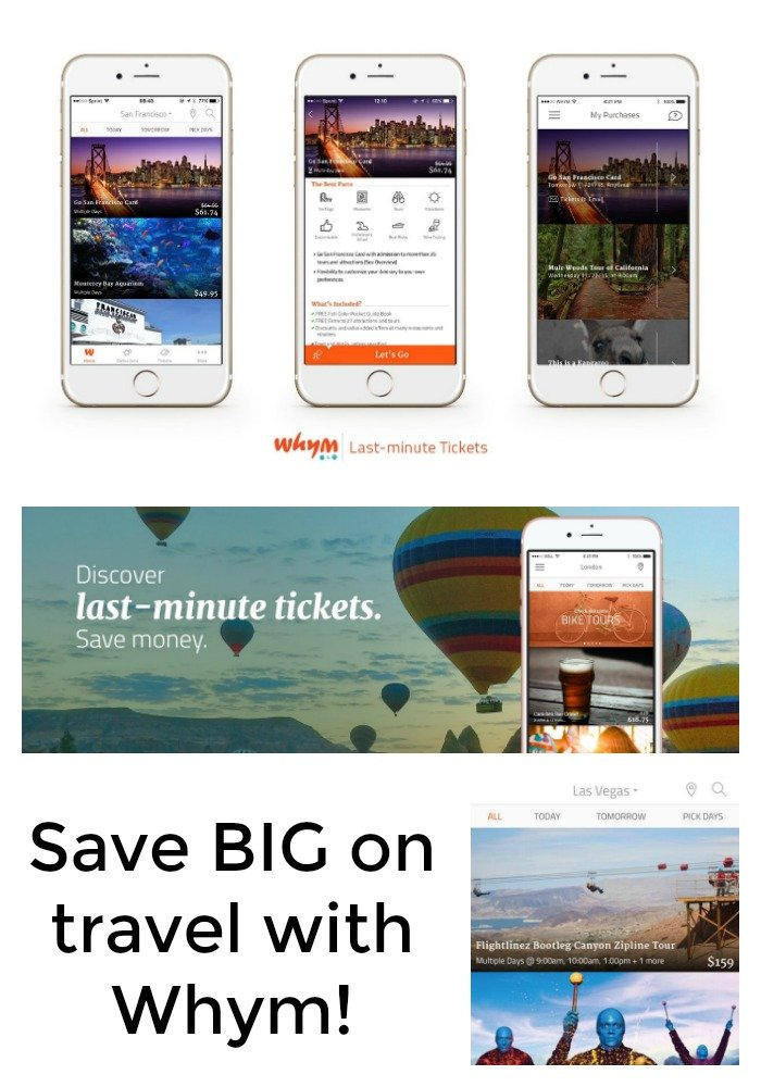 Save Big on Travel with Whym!
