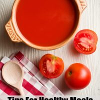 Tips For Healthy Meals For Back To School