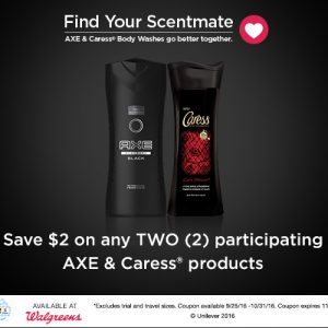 Find Your Scentmate – Body Wash Stockpile Price at Walgreens