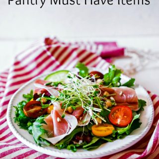 Top Keto Diet Pantry Must Have Items