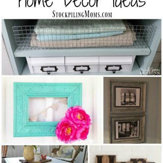 Home Decor Ideas | Decor Ideas | Farmhouse Decor