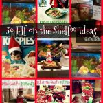 30 Elf on the Shelf® Ideas