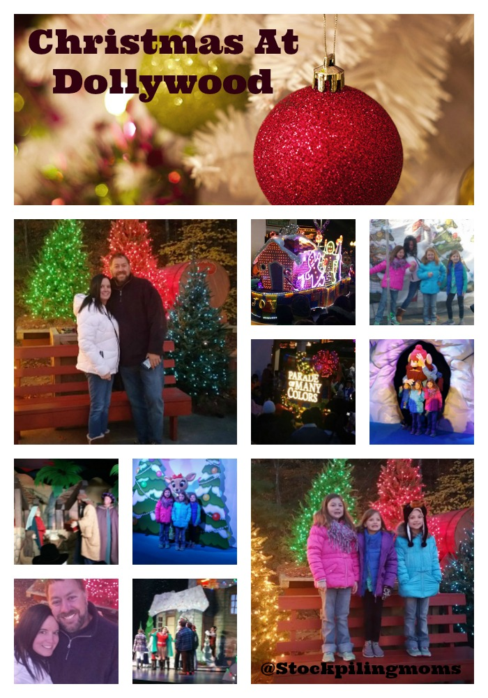 Christmas at Dollywood - Pigeon Forge, TN