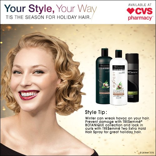 Your Style Your Way - Tis The Season For Holiday Hair