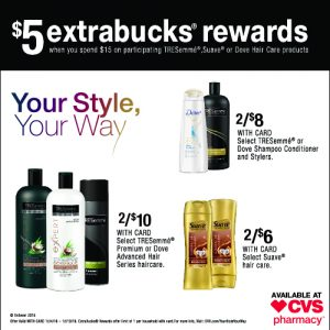 CVS Your Style Your Way – Tis The Season For Holiday Hair