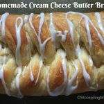 Homemade Cream Cheese Butter Braid