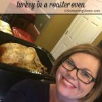 How to cook a moist and delicious turkey in a roaster oven