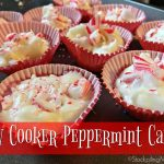 Slow Cooker Peppermint Candy