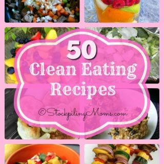 50 Clean Eating Recipes