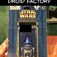 Disney Springs Droid Factory