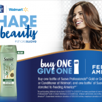 Buy One Give One Suave Offer & ShareSuave Sweepstakes
