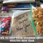 Tips to Help Your Children Have a Healthy New Year