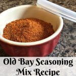 Old Bay Seasoning Mix Recipe