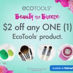 Save on EcoTools at Walmart with $2 coupon