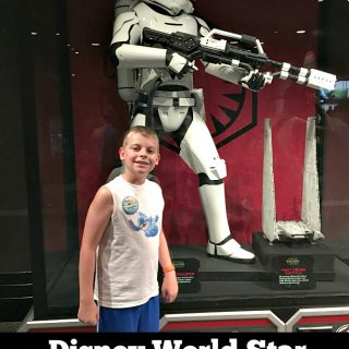 Disney World Star Wars Launch Bay