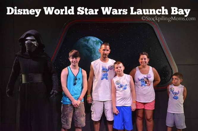 Disney World Star Wars Launch Bay in Hollywood Studios is a must go to place if you are a Star Wars fan!Disney World Star Wars Launch Bay in Hollywood Studios is a must go to place if you are a Star Wars fan!