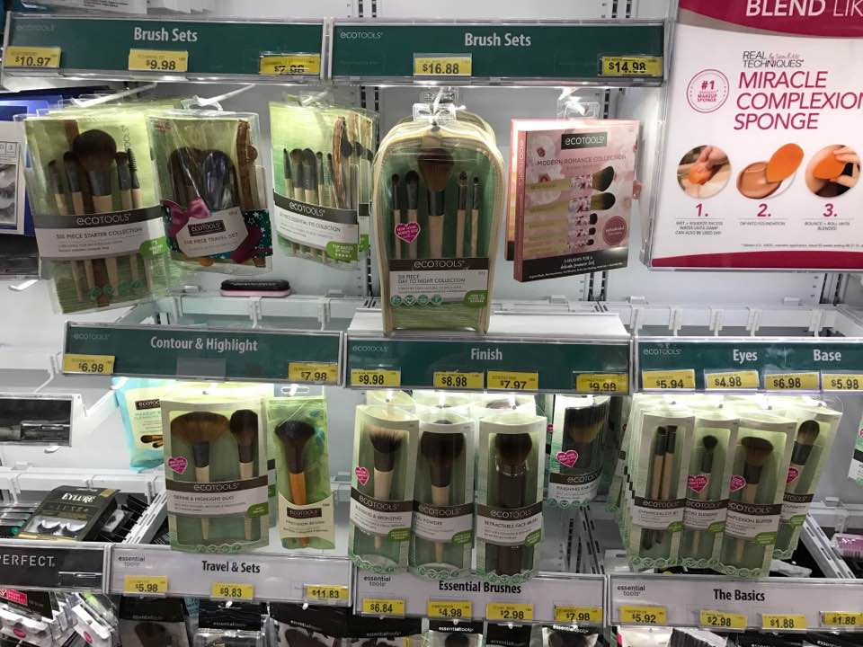 Save on EcoTools at Walmart with $2 coupon - STOCKPILING MOMS™
