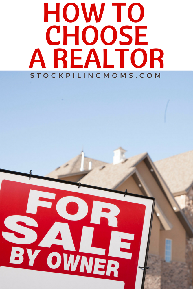 Learn How To Choose A Realtor from an experienced pro! Buy or sell your home easily with these tips!