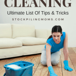 Ultimate List Of Spring Cleaning Tips