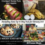 Stockpiling Moms Top 10 Blog Posts for February 2017