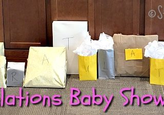 Congratulations Baby Shower Game