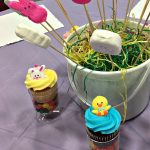 DIY Easter Jelly Bean Cupcake Holder