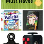 Easter Basket Must Haves