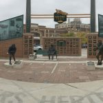 Green Bay Wisconsin Packers Heritage Trail