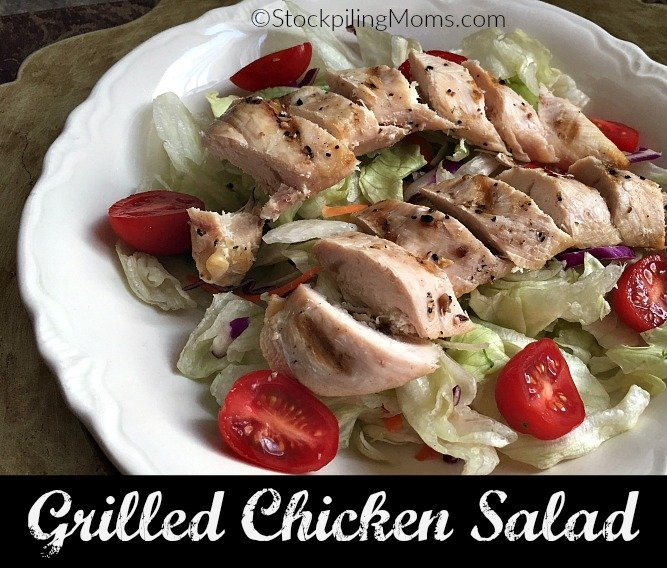 how to make chicken salad for lunch