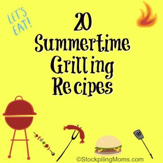 20 Summertime Grilling Recipes