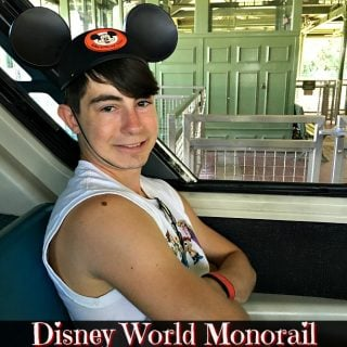 Disney World Monorail Transportation
